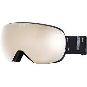 Roxy Popscreen Snowboard Goggles Women, true black